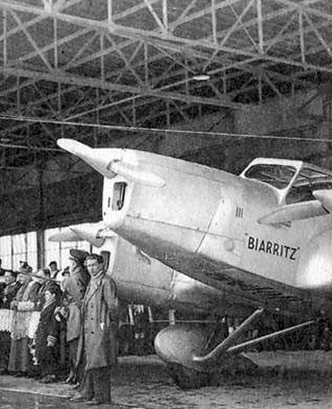 Aéroclub Basque à Biarritz