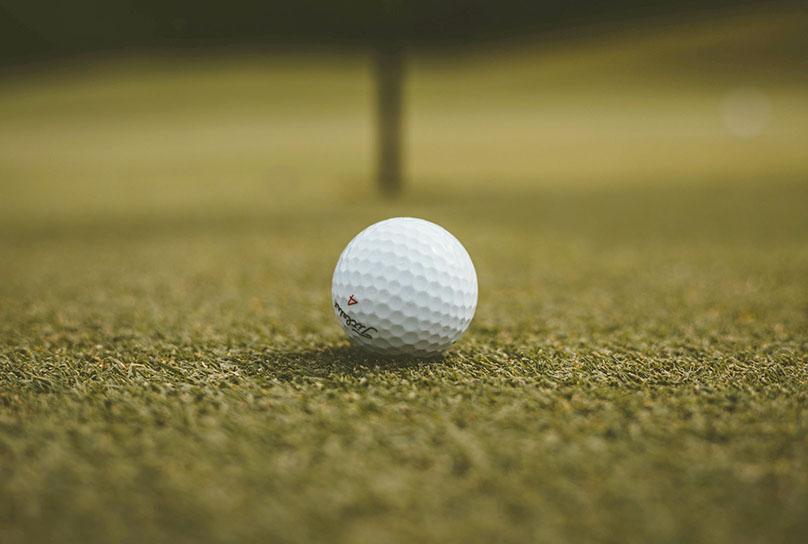 Balle de golf Biarritz