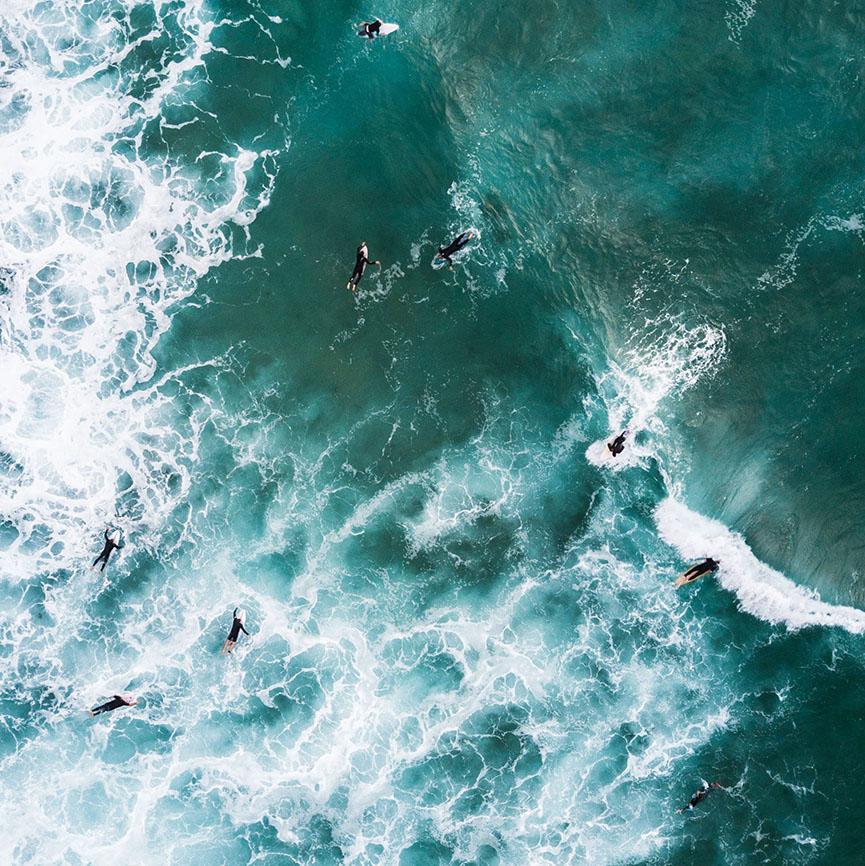 Surf à Biarritz - Hotel Le Garage