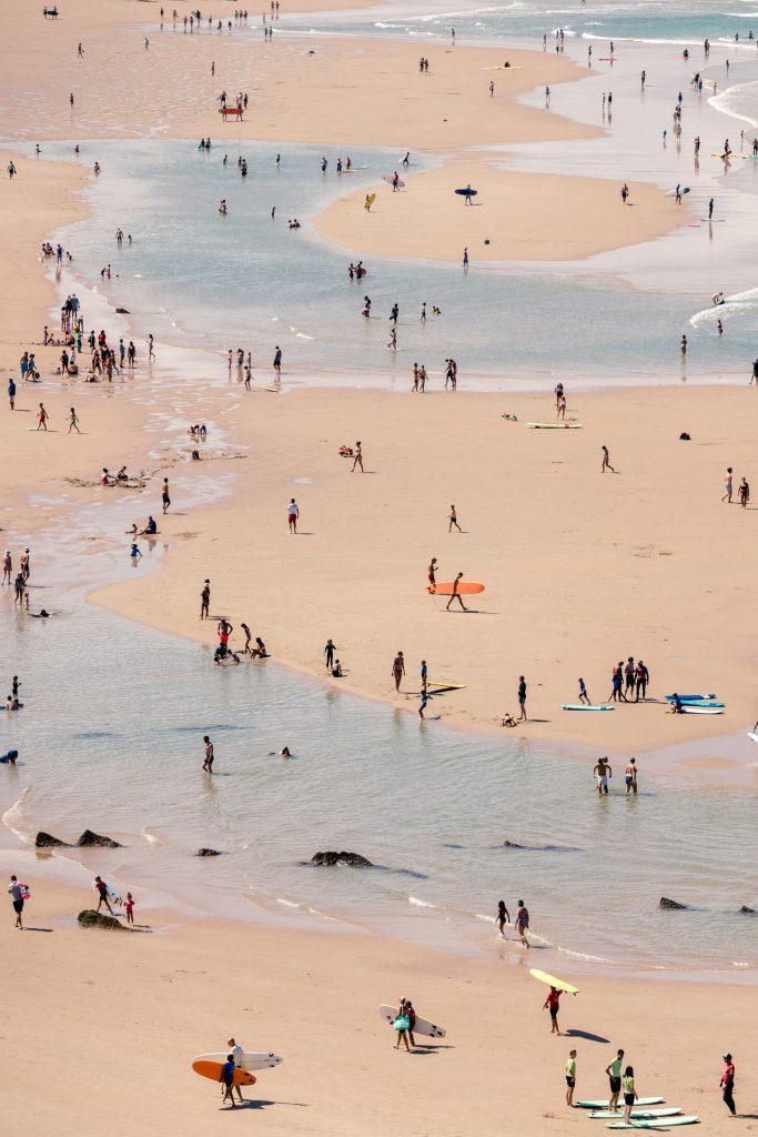 Plage de Biarritz